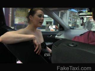 faketaxi 좋은 여자가 좋은 씨발 지불
