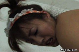 ami matsuda는 그녀의 얼굴에 질내 사정을 요구합니다.