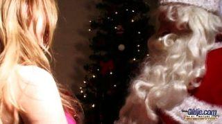 불쾌한 사춘기가 망할 산타 클로스 야.