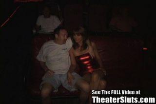 낯짝 아내 포르노 극장 낯선 사람