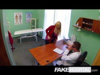 큰 수탉과 가짜 병원 성적 치료