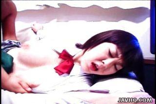 아시아 학교 소녀 rynzaki nanaha 하드 코어 씨발