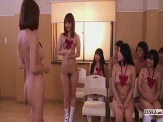 무수정의 일본인 나체 주의자 학교 클럽 난교 자막
