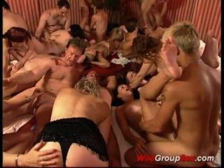 독일 그룹 섹스 주말