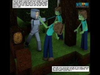 3D 희극 : 세계 minecrack는 26를 역사에 남긴다