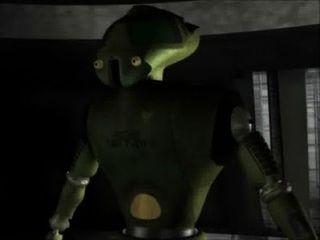 3d 애니메이션 : 섹스 로봇