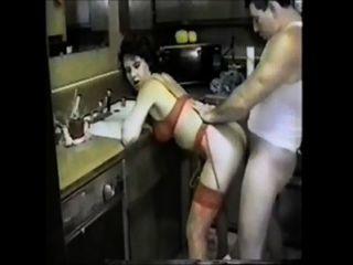 빨간 스타킹에 항문의 아가씨