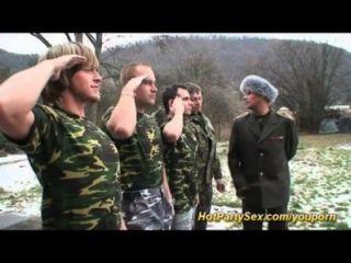 군사 폭력단