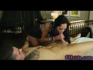 매우 섹시한 여자 클로이 amour 뜨거운 섹스