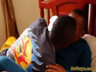 부족 남자와 게이 아프리카 원시 섹스