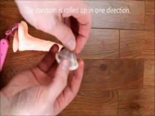 어떻게 콘돔에 비디오를 집어 넣는 법