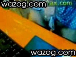 wazog.com의 한 스틱에 두 명의 보지와 함께 뜨거운 삼인조