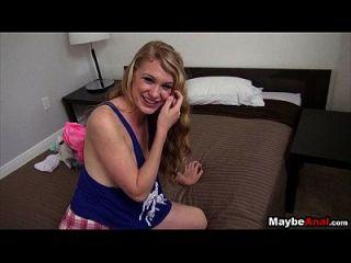 집에있는 엉덩이에 엉망이 된 slutty blonde rai 1 2