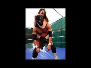 여성 레슬링 및 혼합 레슬링 볼륨 5