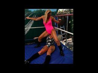 새로운 여성 레슬링 및 혼합 레슬링 비디오 릴리스 볼륨 6