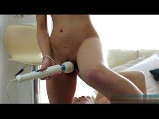 귀여운 모델 섹스 오르가즘