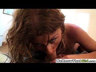 곱슬 머리 금발 소녀 포르노 브루클린 리 3