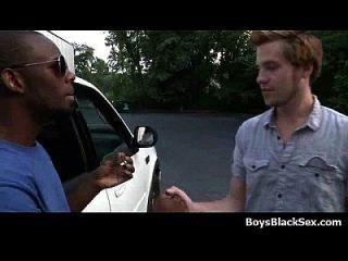 흰색 섹시 twinks 내 흑인 게이 남자 21 쾅했다.