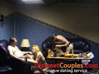 수제 스윙 어 섹스 파티