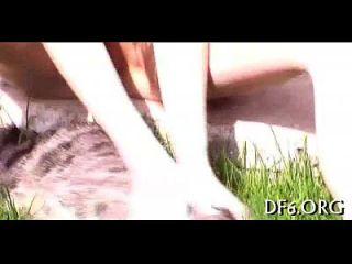 액션 defloration 에피소드