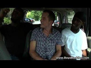 blacksonboys 게이 흑인 씨발 하드 화이트 섹시한 트윙크 23