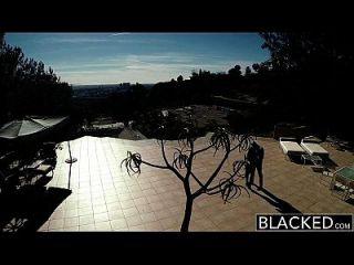 검은 색 큰 자연의 가슴 호주의 베이비 angela의 흰색 빌어 먹을 bbc