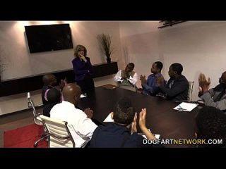 니나 하틀리, 흑인들 투표하기