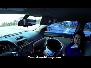 teenslovemoney 자동차 빠른 돈을 기금 모금!