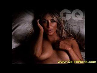 kim kardashian의 궁극적 인 누드 컬렉션