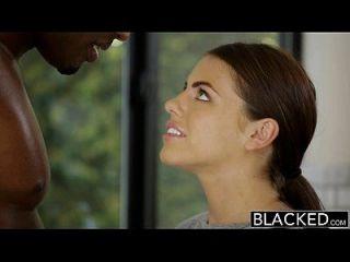 흑인 여자 친구 아드리 아나 chechick 거대한 검은 수탉과 치트