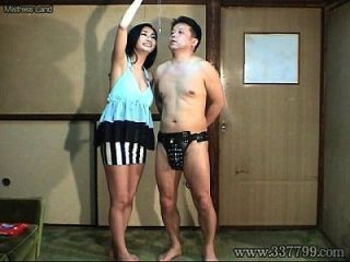 mldo 091 masochist 남편은 순결에 의해 아내에게 관리되는 사정입니다.
