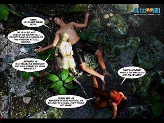 3D 만화 : 유산. 에피소드 28 29. magesleep ... 첫 번째 ...