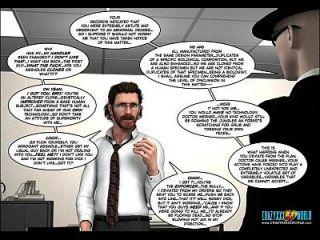 3D 희극 : 무제한. 에피소드 20