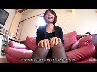큰 엉덩이 영어 부제와 farting 일본 아마추어 hd