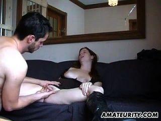 뜨거운 아마추어 십대 엉덩이에 질내 사정과 섹스와 젠장.