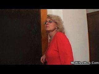 내 와이프 어머니와 금기의 섹스