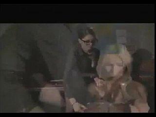 교사는 항문 strapon 빌어 먹을와 학생을 처벌