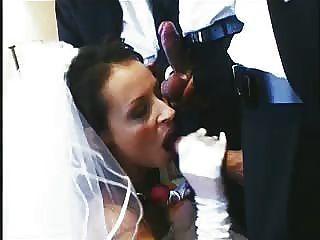 어 오!신부는 결혼식 밤에 전체 신부 파티를 통해 엿 먹어!의견을 부탁합니다!