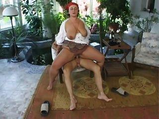 큰 엉덩이 독일어 성숙한 2