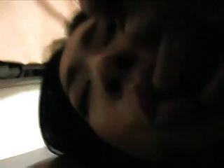 일본 엄마 딸 협박 (무수정)