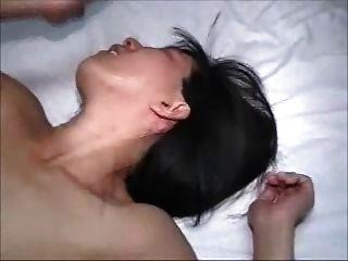 뜨거운 아내는 creampie 남편을 얻는다. sloppy seconds