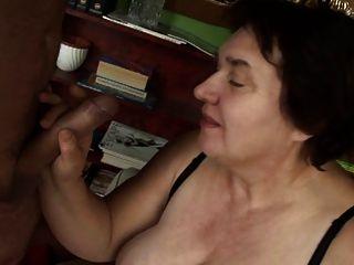 늙은 섹시한 할머니 1