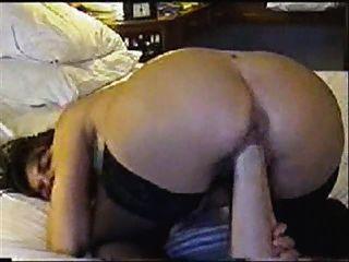 엉덩이에 음부 주먹 \u0026 거대한 딜도 (나쁜 소리)