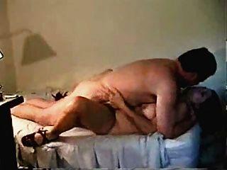 고전 성숙한 커플 섹스 ... 트위드 착용