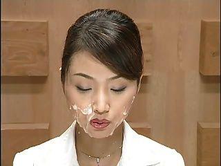 일본 뉴스와 함께 cumshots.현장 1