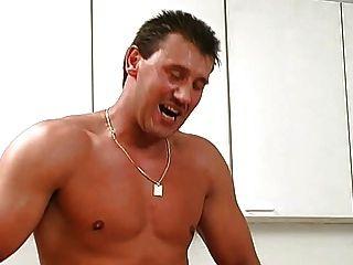 금발의 독일 성숙한 암 ass지 엉덩이에 걸릴