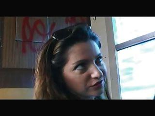 프랑스 : sabrina ricci baise dans le 기차