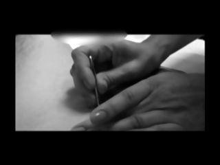 브라질 왁스 매우 부드러운 손 (2 부)