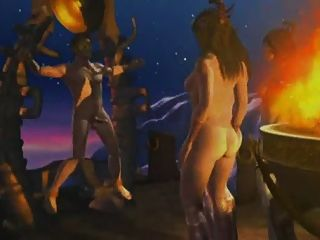 tlh의 특별한 애니메이션 포르노