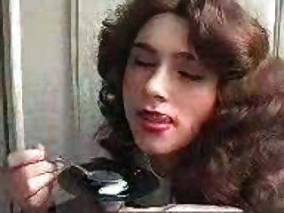 여자 숟가락으로 정액 먹는!놀랄만한 dudenwk